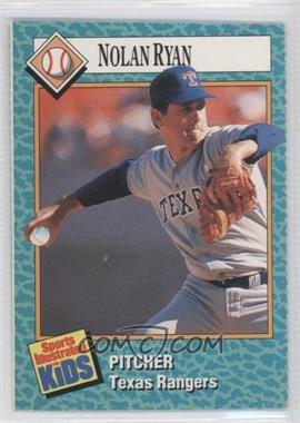 1989-91 Sports Illustrated for Kids #81 - Nolan Ryan