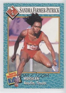 1989-91 Sports Illustrated for Kids #83 - Sandra Farmer-Patrick