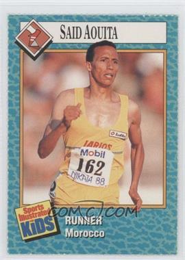 1989-91 Sports Illustrated for Kids #87 - Said Aouita