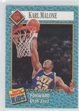 1989-91 Sports Illustrated for Kids #89 - Karl Malone