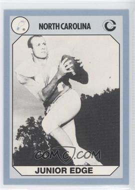 1990 Collegiate Collection North Carolina Tar Heels #118 - Junior Edge