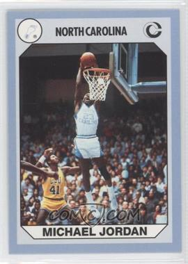 1990 Collegiate Collection North Carolina Tar Heels #93 - Michael Jordan