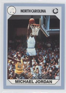 1990 Collegiate Collection North Carolina Tar Heels #93 - Michael Jordan