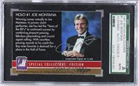 Joe Montana /2500 [SGC AUTHENTIC]