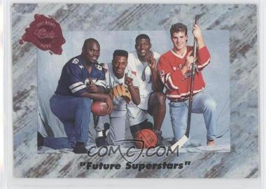1991 Classic Draft Picks #1 - Russell Maryland, Brien Taylor, Larry Johnson, Eric Lindros