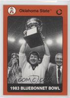 1983 Bluebonnet Bowl (Jimmy Johnson)