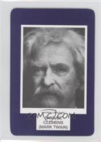 Samuel Clemens, Mark Twain