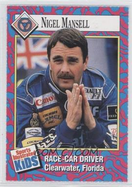 1992-00 Sports Illustrated for Kids #114 - Nigel Mansell