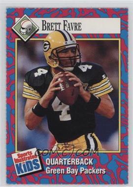 1992-00 Sports Illustrated for Kids #203 - Brett Favre