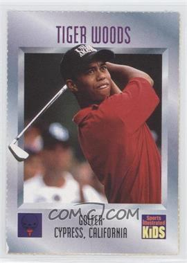 1992-00 Sports Illustrated for Kids #536 - Tiger Woods