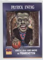 Patrick Ewing [Altered]