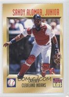 Sandy Alomar, Junior