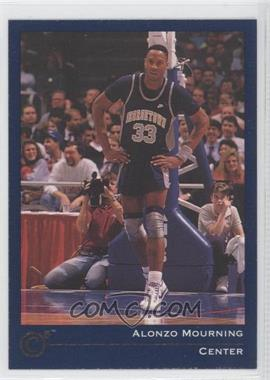 1992 Classic Collectors Club [???] #8 - Alonzo Mourning