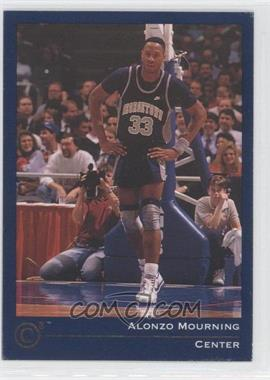 1992 Classic Collectors Club C3 #8 - Alonzo Mourning