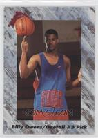 Sports Spectacular 2 1991-92 Classic Draft Basketball (Billy Owens)