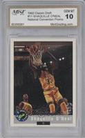 Shaquille O'Neal 1992 Classic Draft Picks (National Convention) [ENCASED]