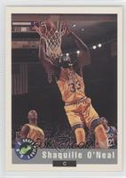 Shaquille O'Neal 1992 Classic Draft Picks National Convention
