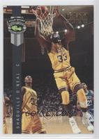 Shaquille O'Neal 1992 Classic Four Sport Draft Picks (TRISTAR ST. Louis)