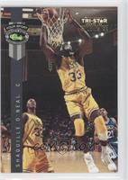 Shaquille O'Neal 1992 Classic Four Sport Draft Picks TRISTAR ST. Louis