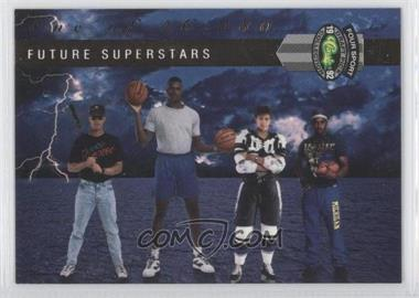 1992 Classic Four Sport Draft Pick Collection [???] #LP15 - Shaquille O'Neal, Phil Nevin, Roman Hamrlik, Desmond Howard /46080