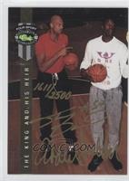 The King and His Heir (Kareem Abdul-Jabbar, Shaquille O'Neal) /2500