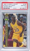Shaquille O'Neal /46080 [PSA 10]
