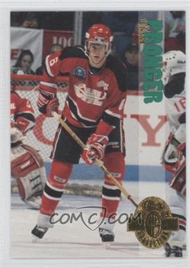 1993 Classic Four Sport Collection - [Base] #186 - Chris Pronger