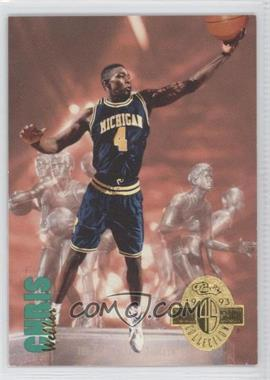 1993 Classic Four Sport Collection - [Base] #311 - Chris Webber
