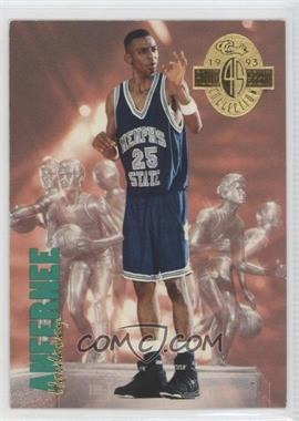 1993 Classic Four Sport Collection - [Base] #313 - Anfernee Hardaway