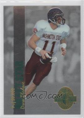 1993 Classic Four Sport Collection - Draft Stars #DS48 - Drew Bledsoe /80000