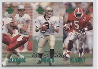 Drew Bledsoe, Garrison Hearst, Rick Mirer /65600