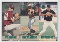 Jeff Granger, Brooks Kieschnick, Alex Rodriguez /65600