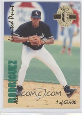 1993 Classic Four Sport Collection Limited Print #LP 18 - Alex Rodriguez /63400