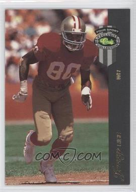 1993 Classic Four Sport Collection McDonald's #10 - Jerry Rice