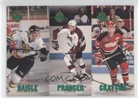 Alexandre Daigle, Chris Pronger, Chris Gratton