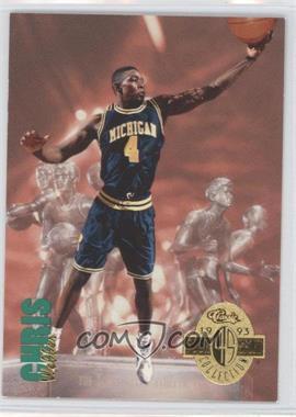 1993 Classic Four Sport Collection #311 - Chris Webber