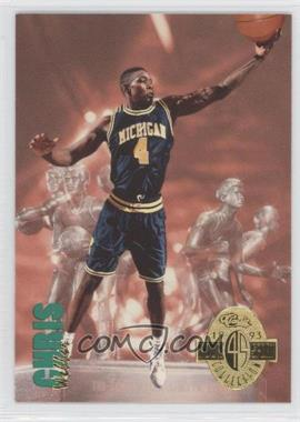 1993 Classic Four Sport Collection #311 - Chris Webber
