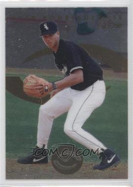 1993 Classic Images Classic Chrome #CC 17 - Alex Rodriguez /9750