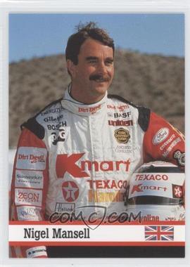 1993 Fax Pax #35 - Nigel Mansell