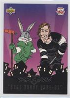 Wayne Gretzky, Bugs Bunny