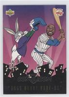Reggie Jackson, Bugs Bunny