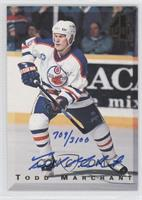 Todd Marchant /3100