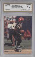 Marshall Faulk /10000 [ENCASED]