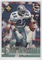 Emmitt Smith 1994 Pro Line Live
