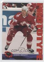 Jason Arnott 1994-95 Classic Hockey