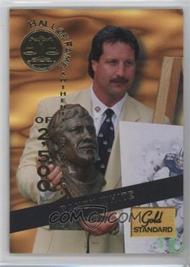 1994 Signature Rookies Gold Standard - Hall of Fame Autographs #HOF24 - Randy White /2500