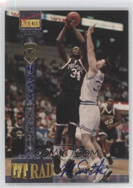1994 Signature Rookies Tetrad [???] #74 - Michael Smith /7750