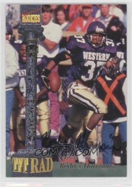 1994 Signature Rookies Tetrad Signatures #27 - [Missing] /7750