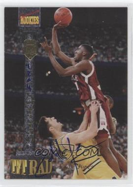 1994 Signature Rookies Tetrad Signatures #58 - Eddie Jones /7750
