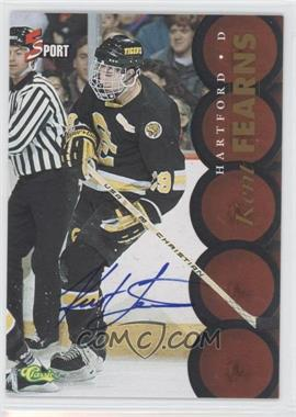 1995 Classic 5 Sport - [Base] - Non-Numbered Autographs [Autographed] #KEFE - Kent Fearns